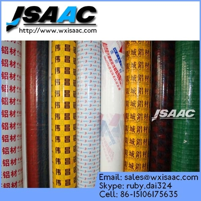 Aluminium profile frame protective film and pvc ceiling film