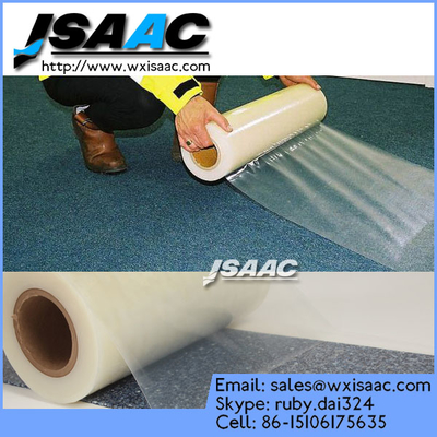 Adhesive Coated Carpet Protective Film