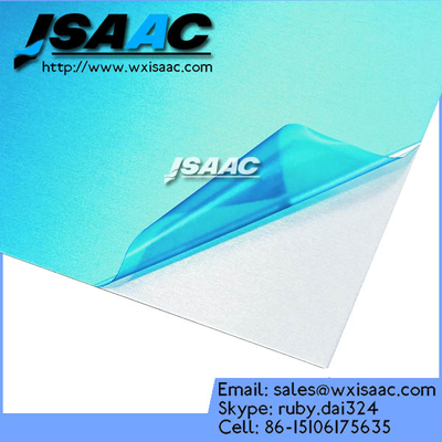 Durible stainless steel protective film
