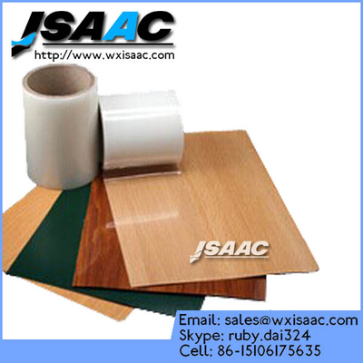China Coloured steel sheet protective film supplier