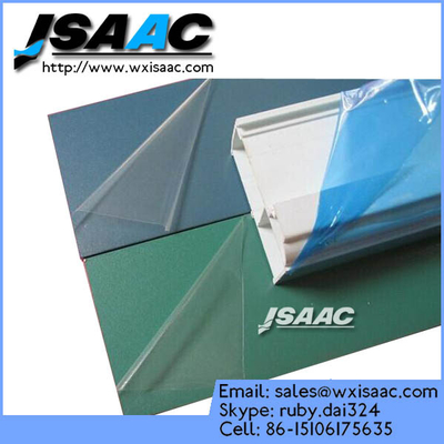 China Pre painted color steel coils protection / protective film supplier