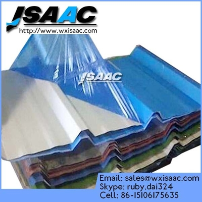 Protective film cover color prepainted galvanized steel coil