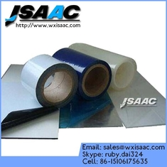 Protective film for galvanized prepainted steel coils
