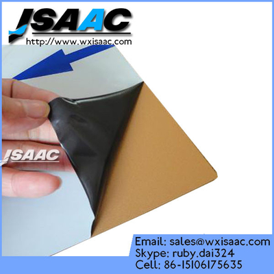 Plastic glue protective film for ACP