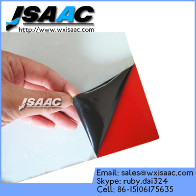 Plastic protective film for acp panel with high quality