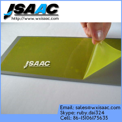 2015 hot sales pe protective film for plastic sheet