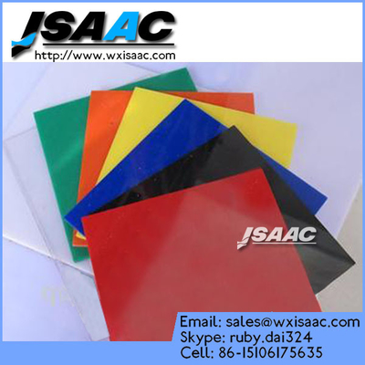 GRP glass reinforced plastic sheet protective film