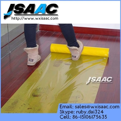China Anti abrasion floor protective film supplier