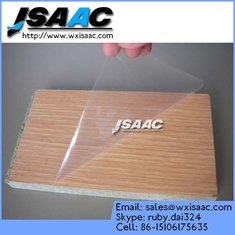 Clear soft plastic protective film for for floor