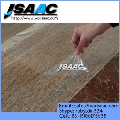 Marble floor and wall protective film