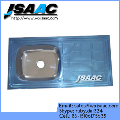 Stainless steel sink protective film