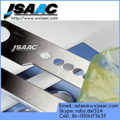 Stainless steel surface temporary protection solutions