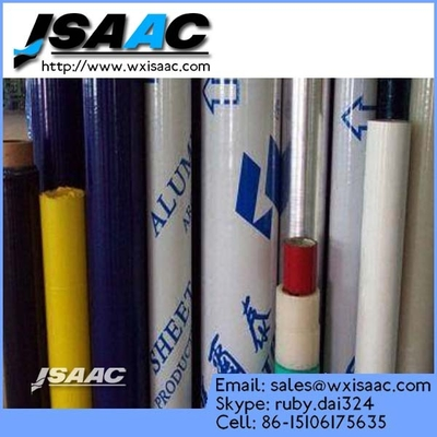 Uncoated metal surface protection protective film