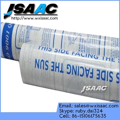 Metal processing temporary protective film