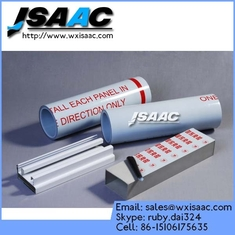 High adhesive strength polyethylene film for aluminum profile