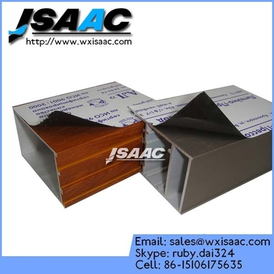 China Stable Quality ACP and aluminum profiles PE protective film supplier