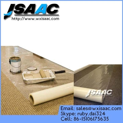 China Easy To Apply Carpet Protection Film supplier