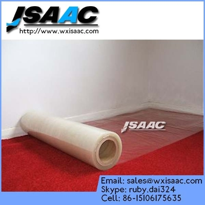 Low Slip Carpet Protector Film
