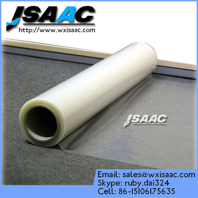 PE Adhesive Protective Film For Carpet Offer Printing