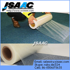 PE Adhesive Surface Protective Film For Carpet