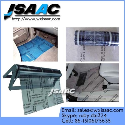 China Plastic Protective Film For Carpet Surface supplier