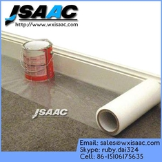 China Printed Protection Film For Carpet supplier