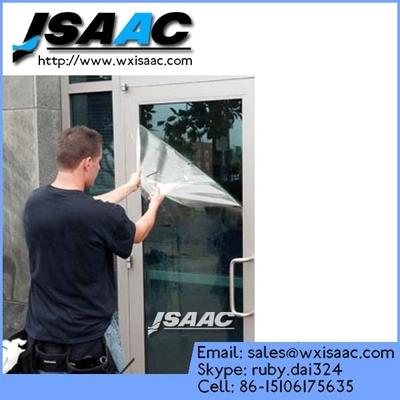 Multi Color / Transparent PE Protective Film for Door and Window Surface Protection
