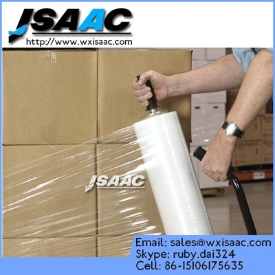 China Stretch wrapping film supplier