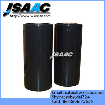 China Mini Handy Black Pallet Stretch Shrink Wrap Film supplier