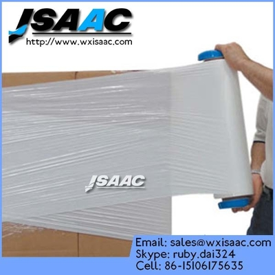 China White Opaque Pallet Stretch Shrink Wrap Film supplier