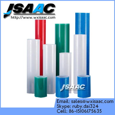 Electrostatic protective films with different colors