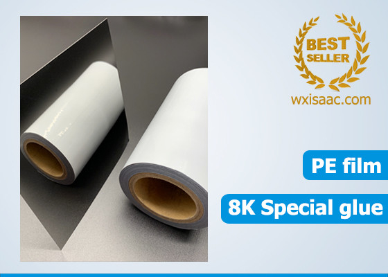 China Protective Film For 8K Mirror Finished Stainless Steel supplier
