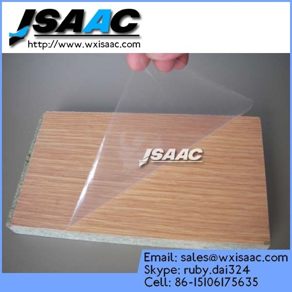 Clear Soft Plastic Protective Film For