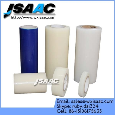Plastic protective film