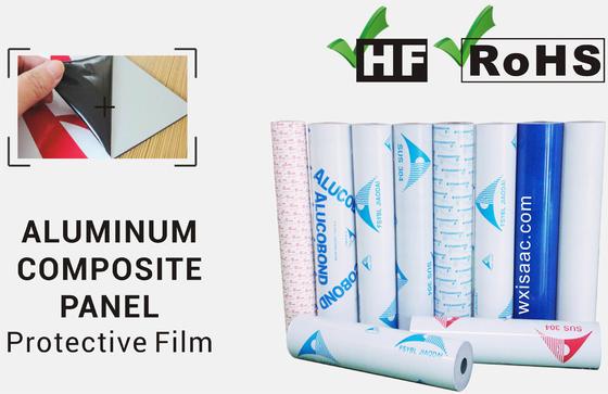 ACP Aluminum composite panel protective film