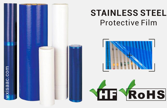 Protection film for stainless steel sheet
