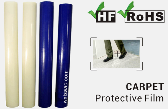 Protection film for carpet