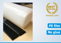 Protective film for high gloss auto parts / plastic injection molding car parts