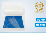No adhesive protective film for polycarbonate sheet / static film for plastic sheet