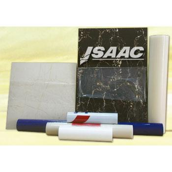 ISO floor protective plastic film with painting