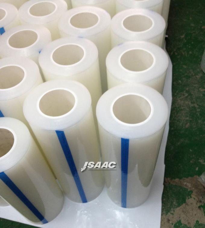 Low tack PE electrostatic protective film