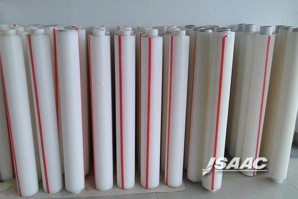 High temperature resistant high viscosity electrostatic film